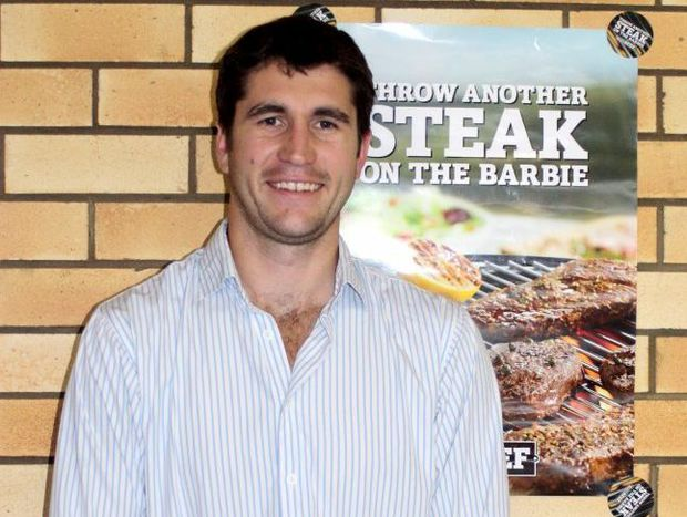Meat and Livestock Australia beef market analyst Ben Thomas told members of the current and predicted state of the beef export market.