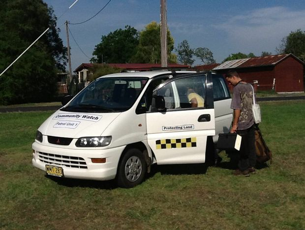 CSG Community Watch vans will keep an eye out for gas companies.