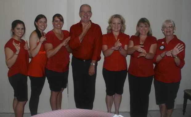 Tweed Auslan Choir.