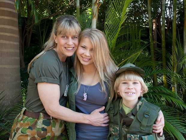 Terri, Bindi and Robert Irwin are all up for Logie awards.