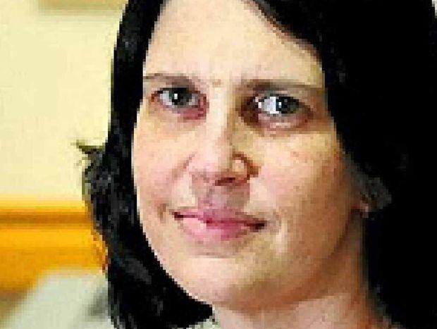 IN RECOVERY: Sunshine Beach State School teacher Barbara Crameri.