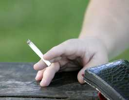 Smokers slugged extra as of today due to excise increase