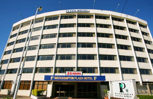 Rockhampton Plaza Hotel. Photo: Chris Ison / The Morning Bulletin