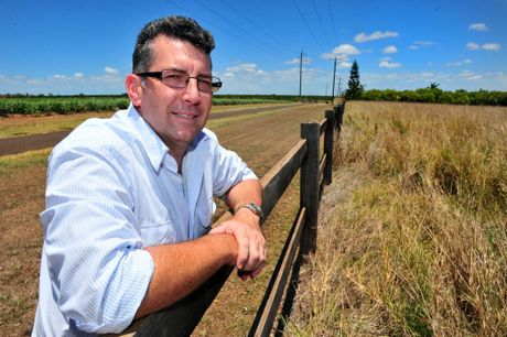 NEW BLOOD: LNP candidate Keith Pitt has won pre-selection for the seat of Hinkler. Photo: Max Fleet / NewsMail