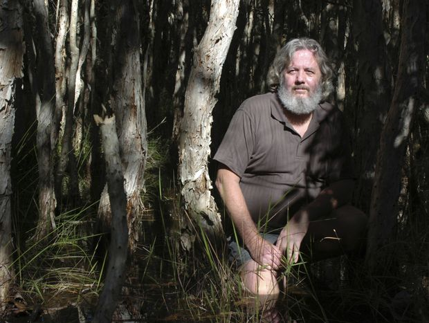 Veteran activist and North East Forests Alliance spokesman Dailan Pugh.