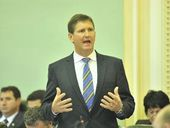 State opposition leader Lawrence Springborg has ruled himself out of the running for the seat of Maranoa