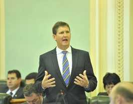 Lawrence Springborg rules out tilt at Maranoa