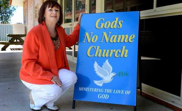 Lyn Borthistle, founder of the No mane church. Photo: John Gass / Daily News