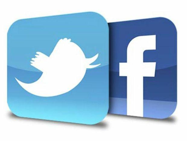 Twitter or Facebook