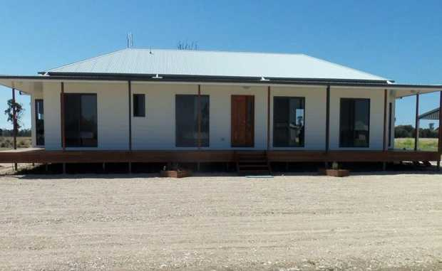This modest looking home is available in Chinchilla for a cool $3,465 per week.
