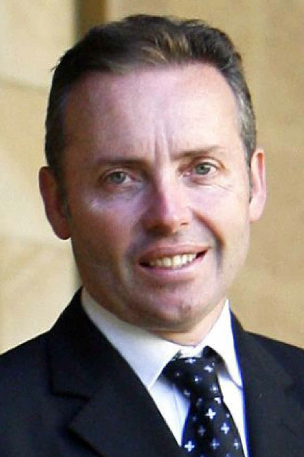 MORE POLICE: Sean Choat, member for Ipswich West.
