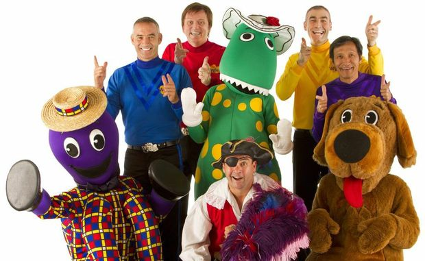 The Wiggles.
