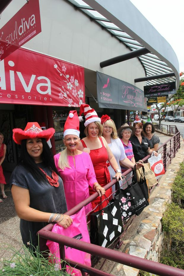 A selection of Buderim traders will be open for late night trading on Thursday 20 and Friday 21 December to cater for the community. Photo: Brett Wortman / Sunshine Coast Daily