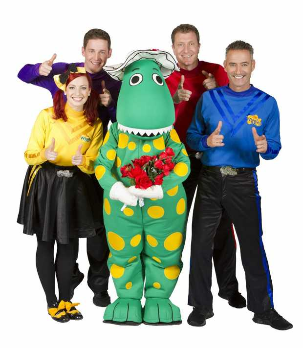 The Wiggles are coming to Bundy.