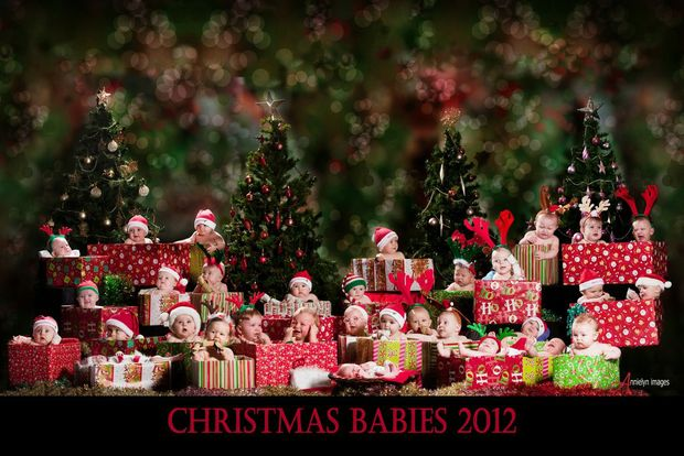FIRST CHRISTMAS: Celebrating their first Christmas are (back row, from left) Milla Whell, William Spoedler, Thomas Dormer, Tyler Sankey, Jett Martin, Isabella Turpin, Lucy Sweeney; (second back row, from left) Samantha Eulenstein, Elara Walker, Annabelle Wood, Keeley Finch, Orlando Pascoe, Ian Yuen Yee Li, Nelson Rolfe, Charlotte and Sophia Denyer; (second row, from left) Charlie Cross, Ethan Watson, Lachlan Stephens-Cook, Oliver Martin, Campbell Barnes, Charlotte Skerman, Gabriel Fisher, Lincoln Schemioneck, Benjamin Barwick, Neve Oliver; (first row, from left) Angus Dwan, Heidi Twidale, Charli Singleton, Indy Sales, Nash Hilton, and (baby in front basket) two-week-old Addison Harth.