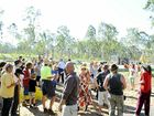 Glenugie protest sees trucks turned back from site