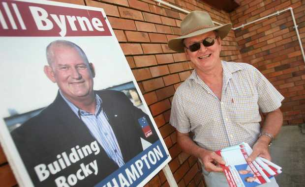 Barry Large gives an insders perspective on the Labor Party's routing at the Queensland election. Photo Chris Ison / The Morning Bulletin.