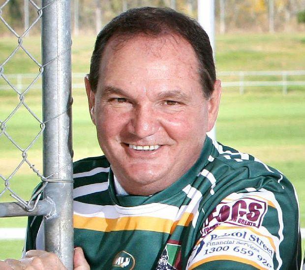 TRIUMPHANT: Paul Pisasale.