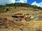 the Kin Kin Quarry Site.