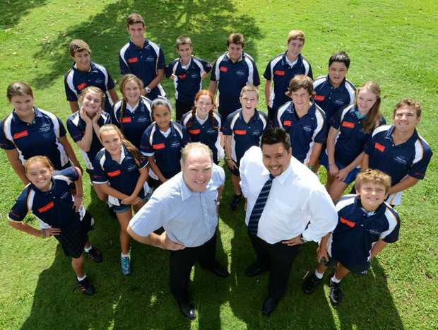 Banora High School student have been recognised for their sporting and academic work.