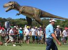 Dinosaur in the room as PGA continues
