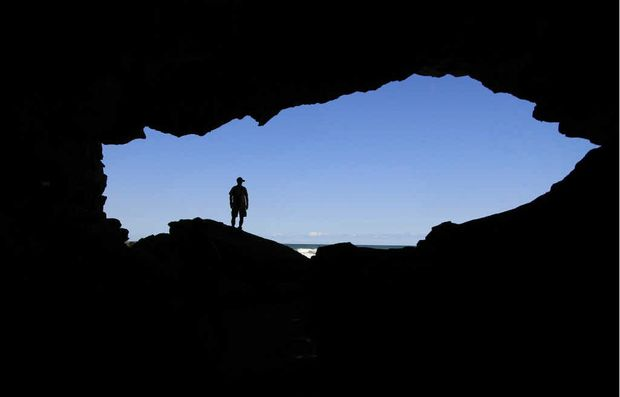 Shelley Caves on Day 1 of the Yuraygir Coastal Walk provides fantastic photo opportunities for amateur and professional photographers.