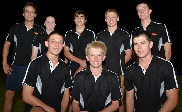 The Kingaroy Gumps win their fourth consecutive regional touch football opens final.