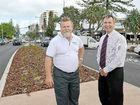 Coolum street works finished