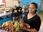 Make a Switch to fresh fruit, veges at city's newest outlet