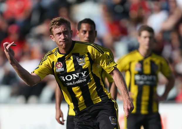 Wellington Phoenix suffered a 2-1 loss to Newcastle at Westpac Stadium on Wednesday.
