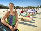 Creedy focuses on surf skills in training regime