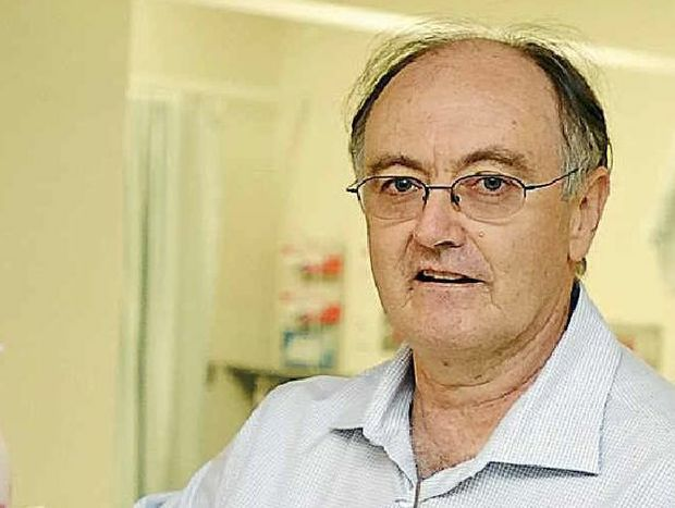 Dr Allan Tyson has joined the Northern NSW health board.
