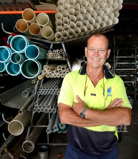 PROUD HISTORY: Bill Cuthbert will be closing down the West Ipswich family business after 120 years.
