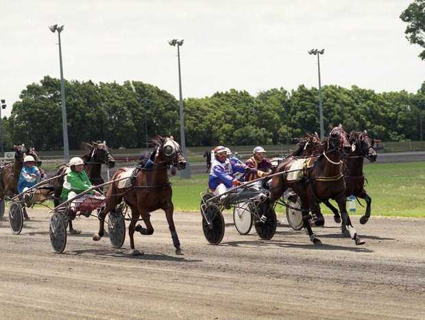 Toowoomba TAB harness racing will make a return at Clifford Park Paceway tomorrow.