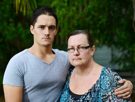 Missing teenager Reece Austin's brother Wade and mother Gillian appeal for the safe return of their loved one.