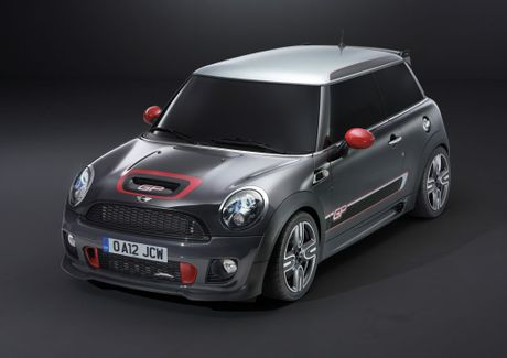 The Mini JCW GP Edition.