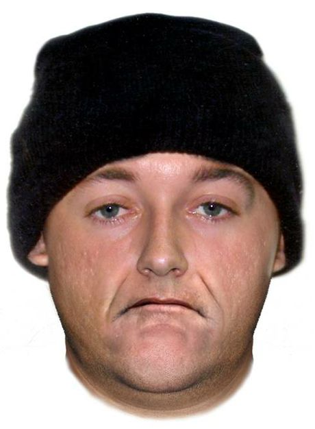Police have release the comfit of a man they are interested in speaking with in relation to an armed robbery that occurred in Maryborough.