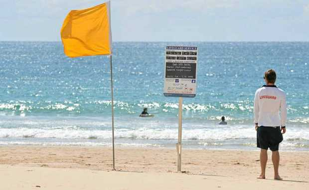 The Sunshine Coast Council Life Guard service was hit with unexplained internal fees by council.