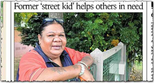 KIND GESTURE: Yesterday's story about Cindy Roma's plans to feed the homeless on Christmas day.