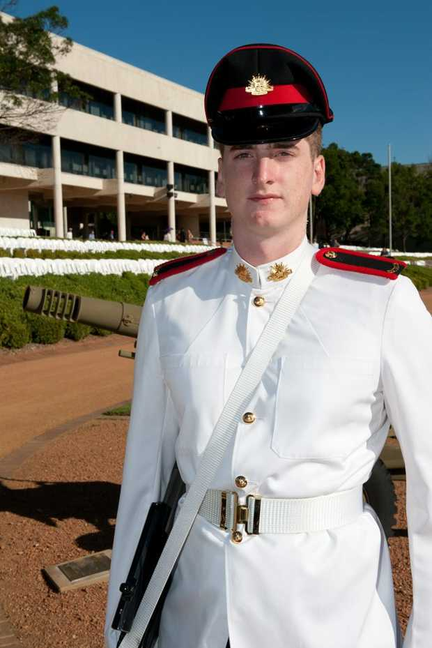 Officer Cadet Ashley Carter of Oakey, QLD recently graduated from the Australian Defence Force Academy (ADFA). Ashley completed a Bachelor of Information Technology degree and led a team of 15 to build an intranet for the Academy, an initiative that is the first of its kind for a military institution in Australia.