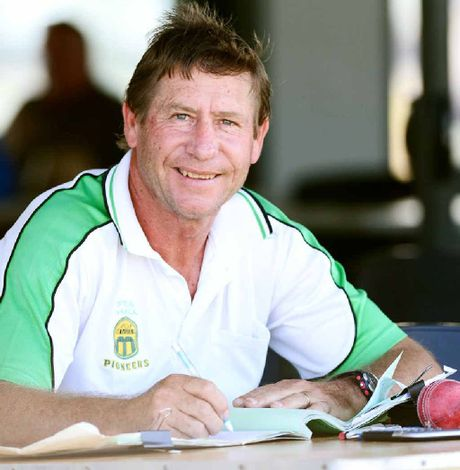COUNTRY CALL-UP: Ipswich cricket treasurer Ross Madsen will fill the role for East Asia Pacific in Bundaberg next month.