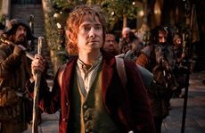 Martin Freeman stars as Bilbo Baggins.