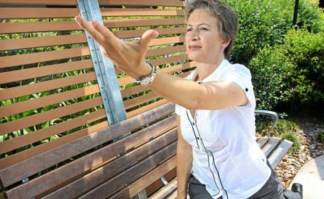 Physiotherapist Vicki Oshea is holding LSVT Big classes for people with Parkinson's disease.