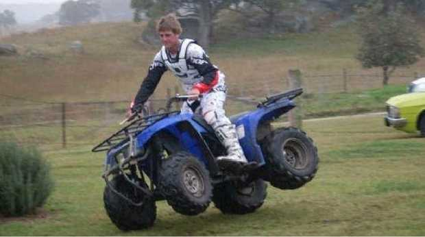 SAFETY FIRST: Quad bikes have been the subject of a discussion paper.