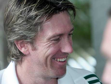 Aussie cricket legend Glenn McGrath is coming to the Spotted Cow on March 7.