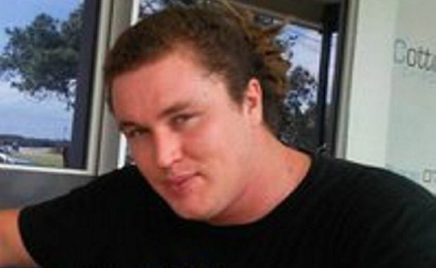 Former Dalby resident Jye Burns who was murdered on the Sunshine Coast.