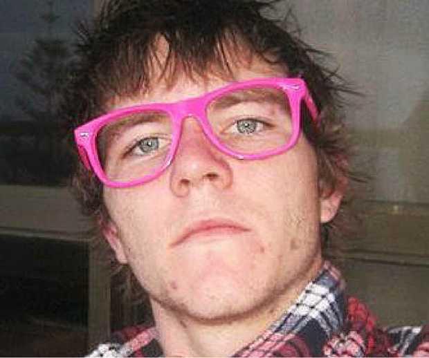 TRAGIC LOSS: Christopher Jones