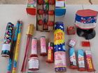 A NORTHERN Territory man has had his trip through Roma end with a bang after he was found with nearly 20 fireworks in his car.