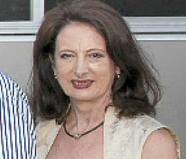 Sandy Zubrinich.