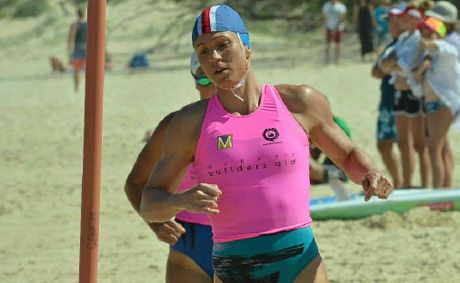Rebecca Creedy is feeling confident after a good start in the opening round of this year's Telstra Ironwoman Series.